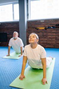 Bewegung gegen Hüftschmerzen das hilft